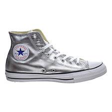 New Mens 13 Converse Chuck Taylor All Star CTAS Hi GunMetal Black 153177F $65