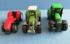 3 Schuco Tractors Massey Ferguson 9240 Fendt Favorit 926 Deutz Fahr Agrotron 925