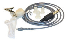 Telex CES-1 IFB 125ohm Earpiece Kit With Coiled Tube Clip three ear plugs 5404