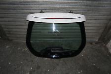 Volvo C30 R-DESIGN  Rear Boot Lid Tailgate Glass & Spoiler 2012 FACELIFT
