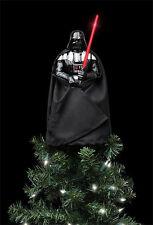 Star Wars DARTH VADER TREE TOPPER with Lighted Lightsaber - Darth Vader Angel