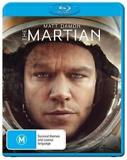 The Martian (Blu-ray, 2016)