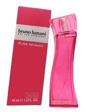 BRUNO BANANI PURE WOMAN 40ML EAU DE TOILETTE SPRAY BRAND NEW & BOXED