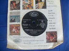 Frank D'Rone - Strawberry Blonde / Time Hurries By - Mercury 45-AMT 1123