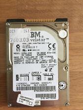 """Disque dur IDE 2""""1/2 20Go IBM DJSA-220 4200RPM pour Amiga Mac PC 100% testé OK"""