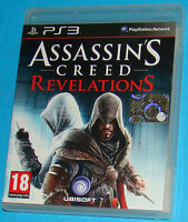 Assassin's Creed Revelations - Sony Playstation 3 PS3 - PAL