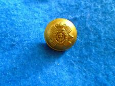 More details for victorian scots guards two part officers gilt 25mm button, pitt & co