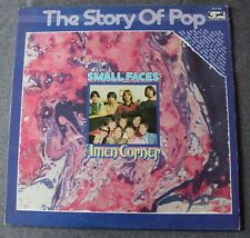 Small faces / Amen Corner, the stroy of pop,  LP - 33 tours