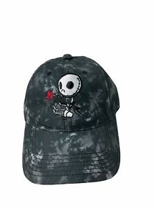 NIGHTMARE BEFORE CHRISTMAS Jack Skellington Love Hat Cap Snapback