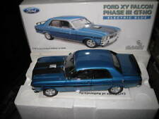 CLASSIC 1/18 FORD FALCON XY GT-HO PHASE III ELECTRIC BLUE #18288 HARD TO FIND
