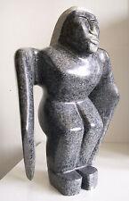 Sculpture Cri, L'Homme-Aigle, de George BIRD