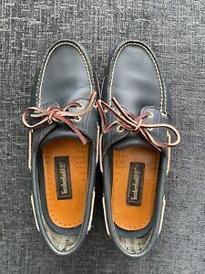 Timberland Boat Shoes UK 9