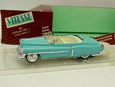 Vitesse 1/43 - Cadillac Type 62 Cabriolet Bleue