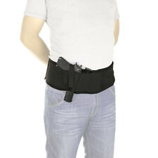 Tactical Ultimate Belly Band Holster Concealed Carry Waist Band Handgun Carrier