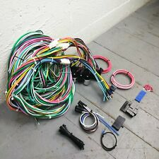1962 - 1967 Chevy Wire Harness Upgrade Kit fits painless new update compact fuse