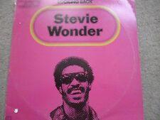 Stevie Wonder's -Anthology Tamla Motown M9-804A3 1974 Gatefold Sleeve LPx3