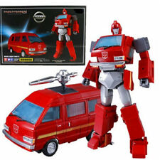 Transformers Masterpiece MP27 Autobots Ironhide Action Figure Toy Doll New