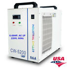 USA-CW-5200TH Industrial Water Chiller for One 8KW Spindle / Welding Machine