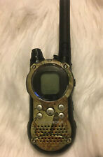 Motorola Talkabout T9550RCAMO Rechargable Two-Way Radio — 22 Chanel 25 Mile