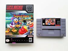 Disney's Magical Quest Adventure 3 - Mickey & Donald Nintendo SNES English (USA)