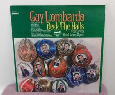 "Vintage LP -  ""Deck the Halls"" - Guy Lombardo - Christmas - Very Good Condition"
