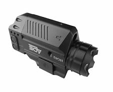 Pistol Green Laser+Flashlight for Springfield XD mod 2 compact, Smith Wesson MP