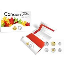 2016 Canada Uncirculated Set of Coins
