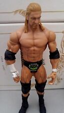 WWE The Game Triple-H Mattel Action-Figur 2012 Wrestling WWF (King of Kings)