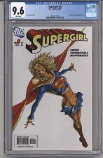SUPERGIRL #0 CGC 9.6 IAN CHURCHILL COVER REPRINT SUPERMAN/BATMAN #19 2005