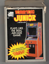 Donkey Kong Junior (Colecovision, 1982)