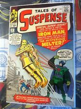 Tales of Suspense #47 Early Iron Man 1963 Lee Ditko Heck L@@K!