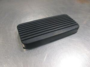 New OEM Mazda 1977-2006 Black Brake Pedal for Automatic Transmission 0268-43-028