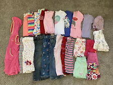 Lot (25 Pieces) Toddler Girl Clothes Size 3T
