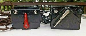 Lionel Type 1011 25W & Type 4250 50W Transformer