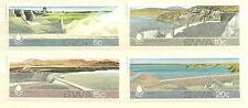 Südwestafrika - Staudämme Satz postfrisch 1980  Mi.Nr. 496-499