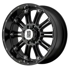 KMC XD795 HOSS XD79529080312N 20X9 -12MM OFFSET  8X6.5 G-BLACK SINGLE RIM