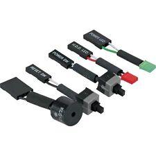 inline® mainboard testset zum testen 5-teilig (power+reset taster/speaker+led`s)