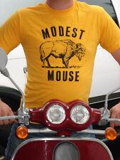 Modest Mouse New Buffalo S M L XL Choose Size/Color Pick