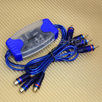 NOISE FILTER REDUCER GROUND RCA AMP INSTALL CAR AUDIO