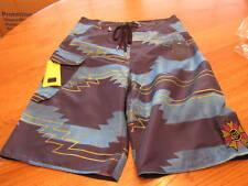 Mens Fox Racing board shorts 28 NWT NEW RN#97275 $54.00 surf skate