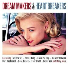 Dream Makers & Heart Breakers VARIOUS ARTISTS Best Of 50 Songs MUSIC New 2 CD
