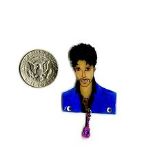 PRINCE Image PIN  #7 ~ Created by Prince Rogers Nelson fan ~ New Unique Jewelry