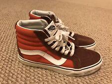 Mens Vans Sk8 Hi Pro Classics Suede/Leather Shoes Size 5.5 Mens 7 Women's