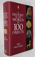 A History of the World in 100 Objects by MacGregor, Dr Neil Book The Fast Free