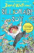 Billionaire Boy by David Walliams NEW