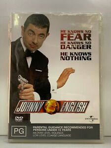 DVD NEW He knows No Fear, He knows No danger, He Knows Nothing - FREE POST #P3