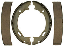 Parking Brake Shoe-Bonded Rear ACDelco Advantage 14777B