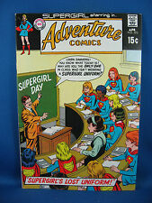 ADVENTURE COMICS 392 VF+   SUPERGIRL 1970