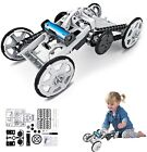 4WD Toy Climbing Off-Road Car Assembly Set