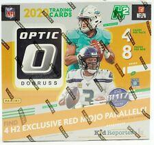 2020 Panini Donruss Optic Football Hybrid Box H2